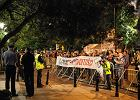 Protest pod Sejmem w obronie niezawisłości sądów