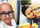 15 tys. ludzi stara się uratować Mateusza. Ma 6 lat i raka mózgu. Rodzinie skończyły się pieniądze na leczenie
