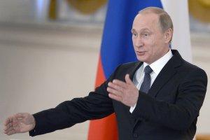 Putin: Rosja mog�aby ju� za��da� od Ukrainy sp�aty d�ugu