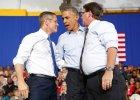 """Obama to """"prezydent kulawa kaczka"""". Republikanie przejmuj� kontrol� nad Senatem"""
