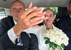 To miał być skromny ślub pary bezdomnych. Ale dobrzy ludzi zorganizowali limuzynę, czerwony dywan i tort