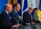 Pierwsze ustalenia w sprawie Ukrainy. Rosja zgadza si� na obserwator�w OBWE
