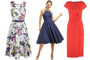 02ef50b49c Sukienki wizytowe  stylizacje na specjalne okazje