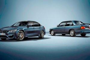 BMW M3 | Edycja specjalna na 30. urodziny