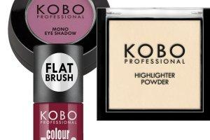 KOBO Professional: nowe kosmetyki dost�pne w Drogeriach Natura