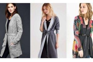 Długie swetry na jesień - przegląd najmodniejszych modeli