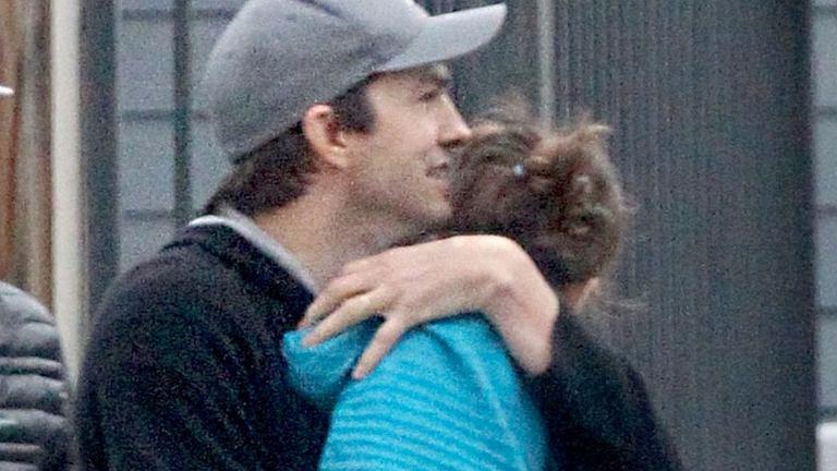 Ashton Kutcher z córką