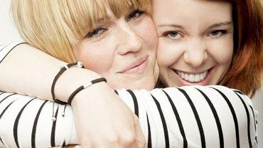 Każda okazja jest dobra, żeby się do kogoś przytulić