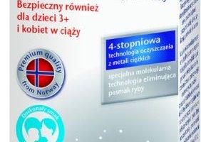 Doppelherz aktiv Tran norweski PREMIUM (Suplement diety)