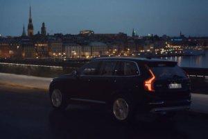 Wideo | Nowe Volvo XC90 w ruchu