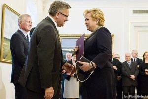 Po raz pierwszy prezesem S�du Najwy�szego jest kobieta. Kim jest prof. Ma�gorzata Gersdorf?