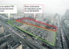 PKP planuje biurowce ko�o Dworca Centralnego. Stan� nad torami
