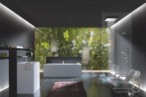 A�urowa lekko��, czyli prysznic bez brodzika