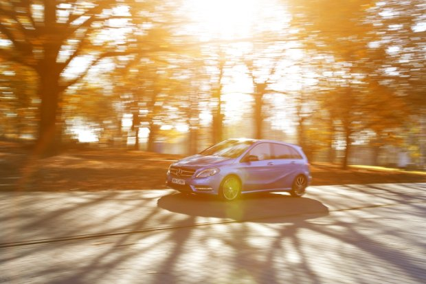 Mercedes B 200 CDI | Test d�ugodystansowy cz. II | W trasie