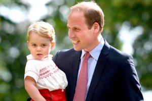 Ksi��� George, Ksi��� William