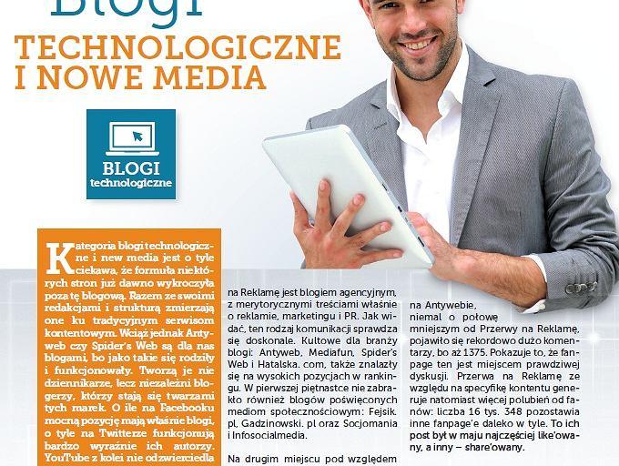 Raport BlogerSTAR 2013