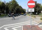 """Warszawa dopu�ci ruch rowerowy """"pod pr�d"""". Ale na razie nie wsz�dzie"""