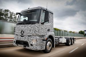 Mercedes Urban eTruck | Nie za wcze�nie na elektryczne ci�ar�wki?