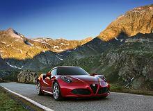 Alfa Romeo 4C - sportowa Alfa Romeo kończy karierę