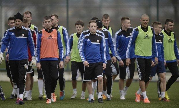 Piłkarze Piasta Gliwice na zimowym zgrupowaniu w Turcji