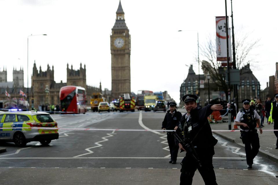 Znalezione obrazy dla zapytania zamach w londynie 2017