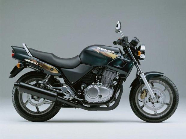 Pierwszy motocykl do 5 tys. z� | Poradnik