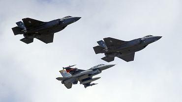 F-35 i F-16