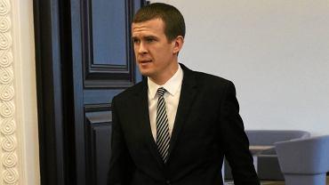 Witold Bańka, minister sportu, zajmie się teraz edukacją sportową w szkołach
