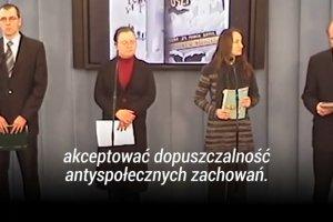 """Absurdalna konferencja w Sejmie: """"Gender i Okultyzm w e-podr�cznikach"""""""