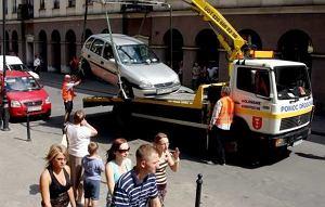 Poradnik   Co zrobić po odholowaniu auta?