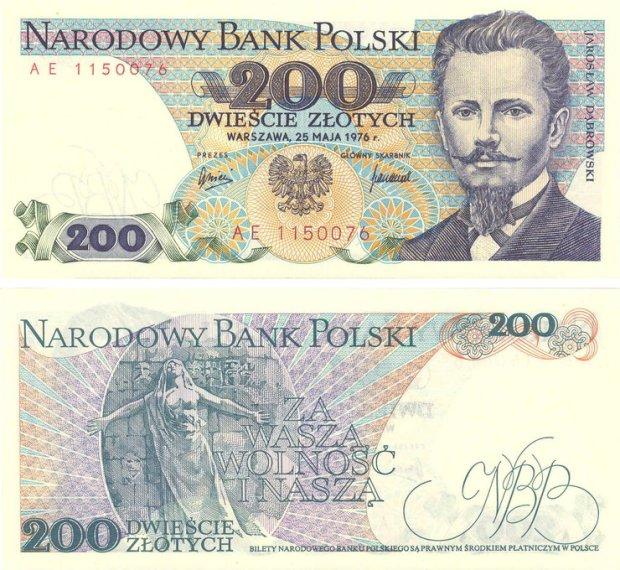 Jarmark Dominika�ski. Norwe�ki oszukane, p�aci�y banknotem sprzed 20 lat
