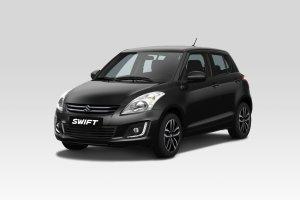 Suzuki Swift Black&White | Tw�j normalny dzie� zawsze...