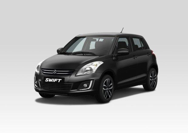 Suzuki Swift Black&White   Tw�j normalny dzie� zawsze...