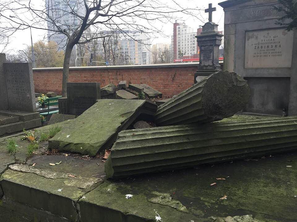 Tak wygląda grób, gdzie spocznie generał