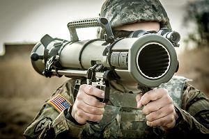 Amerykańska armia ma czym zagrozić wrogom. Na zdjęciu system  M3E1