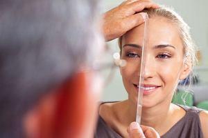 Idealny nos po operacji plastycznej?