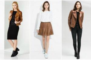 Karmel hitem jesieni! Przegl�d modnych ubra� na nadchodz�c� por� roku