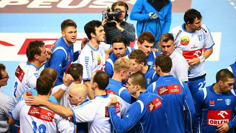 PGNiG Superliga, piłka ręczna. Orlen Wisła Płock - Gaz System Pogoń Szczecin 33:21 (16:9)