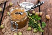Konfitura agrestowa z sokiem jab�kowym