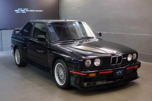 Aukcje | 150 tys. dolarów za BMW M3 E30?