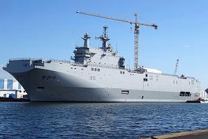Francuski Mistral dotarł do wybrzeży Japonii. Ćwiczenia po próbie rakietowej Korei Północnej
