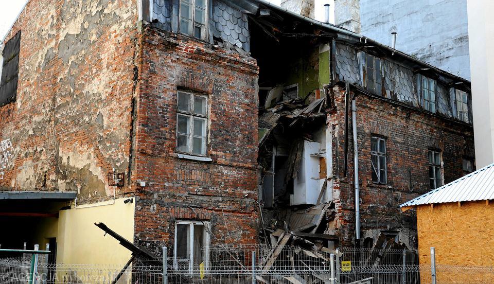 Katastrofa Budowlana W Centrum Warszawy Wali Sie Xix Wieczna
