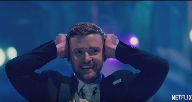 """Justin Timberlake zabierze Was w muzyczną podróż. Jego najnowsza produkcja - """"Justin Timberlake + The Tennessee Kids"""" to niesamowita trasa koncertowa, dzięki której będziecie się świetnie bawić i wzruszać. Reżyserem filmu jest...twórca """"Milczenia Owiec""""!"""