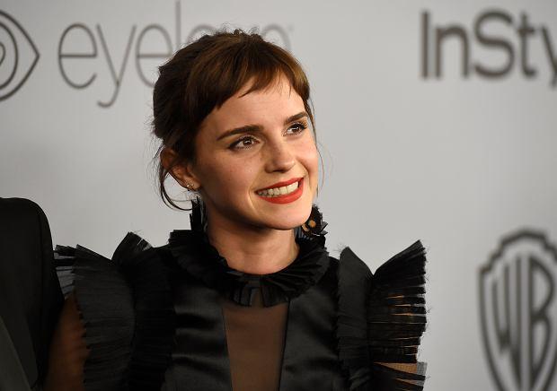 """Reżyser cieszy się, że kobiety przestają się godzić na """"to całe gówno"""", Emma Watson przekazuje fortunę [BAFTA]"""