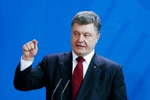 Poroszenko: Z Donbasu zdezerterowało 30 proc. ukraińskich żołnierzy