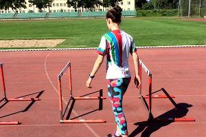 Technika biegu. Ćwiczenia na płotkach, czyli trenuj jak najlepsi! [WIDEO]