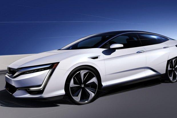 Honda Clarity Fuel Cell wchodzi do sprzeda�y