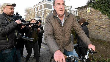 """Jeremy Clarkson, były prezenter kultowego programu """"Top Gear"""""""