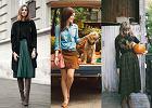 Spódnice przypisane jesieni - to się nosi