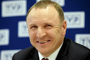 Jacek Kurski wygra� konkurs na prezesa TVP